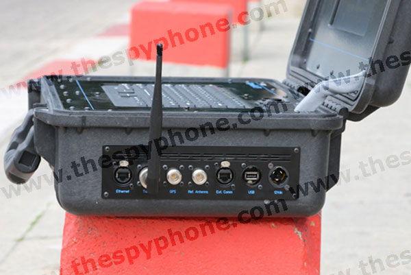 Detector and Locator of IMSI Catchers & GSM interceptors